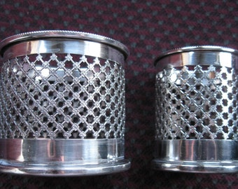 EL silverplate from Italy  desk accessories