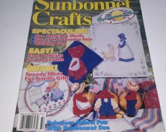 Sun Bonnet Magazine 1993