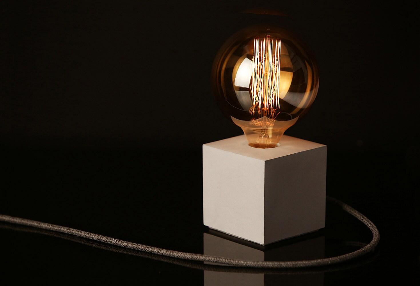 Edison table lamp – Desk Lamp Light Bulb
