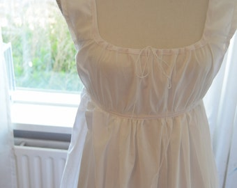 Regency bodiced petticoat - custom made