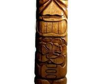 American Tiki Designs Hawaiian Wall Decor. Beautiful Solid wood.