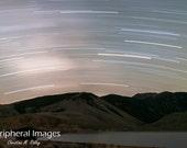 Astro Photography, Landscape Photography, Fine Art Photography, Star Wall Art, Scenic Wall Art, Nature Photo; MacKay Idaho, USA