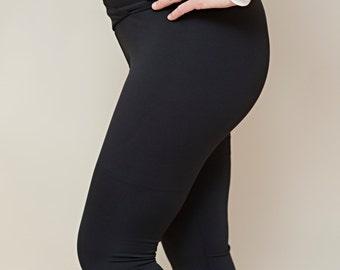 Cropped Legging - Maternity Activewear - Women's Activewear