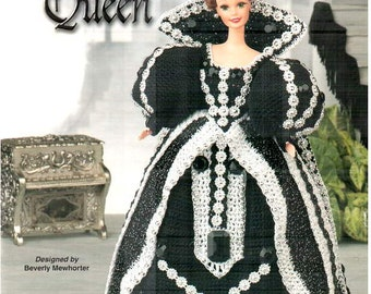 BARBIE CROCHET patterns