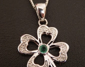 Luck of Irish Necklace