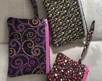5x7 Zippered Bags