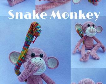 Snake Monkey