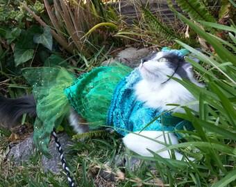"Kitty ""Mermaid"""" Costume - W/Wig"