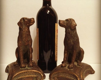 Dog Bookends Decoration Novolty Gifts