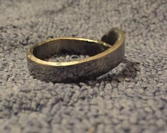 Mirror Finish Titanium Ring