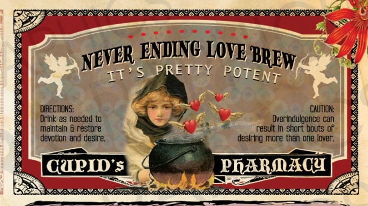 Love potion full vintage movie - 4 9