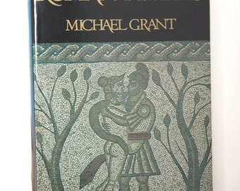 Roman Myths by Michael Grant, published by Weidenfield and Nicolson