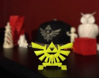 Legend of Zelda Triforce Hylian Crest