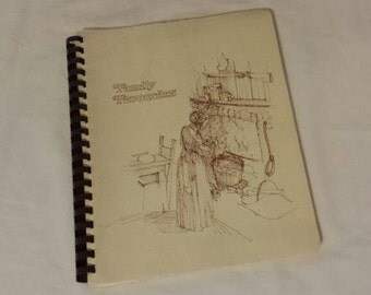 Recipe Keeper Canada 1980s Vintage Regal Stationery Co. Lts.