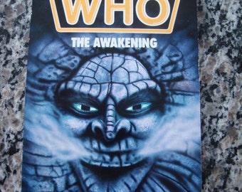Doctor Who - The Awakening - Target Paperback Book