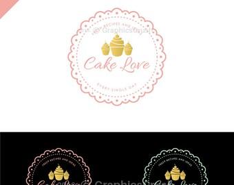 Bakery Logo Design Bakery Branding Food Blog Logo