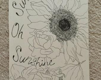 Sunshine Oh Sunshine