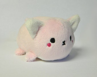 Cat Roll Plush