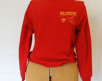 Boy Scouts of America sweatshirt - Severna Park, Maryland