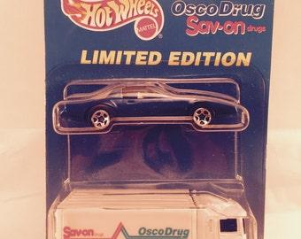 Hot Wheels Osco Drugs Hiway Hauler 2 Pack LE