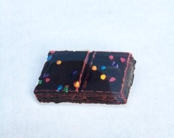 Cosmic Brownie Pin