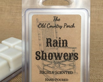 Rain Showers Soy Wax Melt