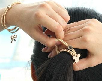 Ponytail Holders, Hair Ties, Cute Hair Ties, , Womens Ponytail Holders