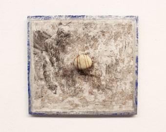 wall art, wall decor, abstract painting, contemporary art, nature painting, mixed media, original painting, shabby chic,
