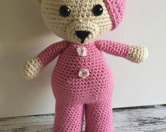 Teddy Bear in PJs