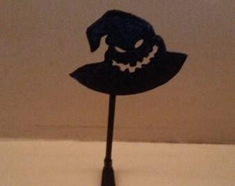 3D Printed Nightmare Before Christmas Ooogy Boogy ShadowCaster Tealight holder