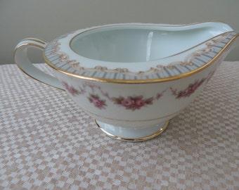 Noritake China 5201 Ridgewood Creamer Vintage