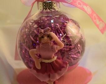 Prima Ballerina Ornament