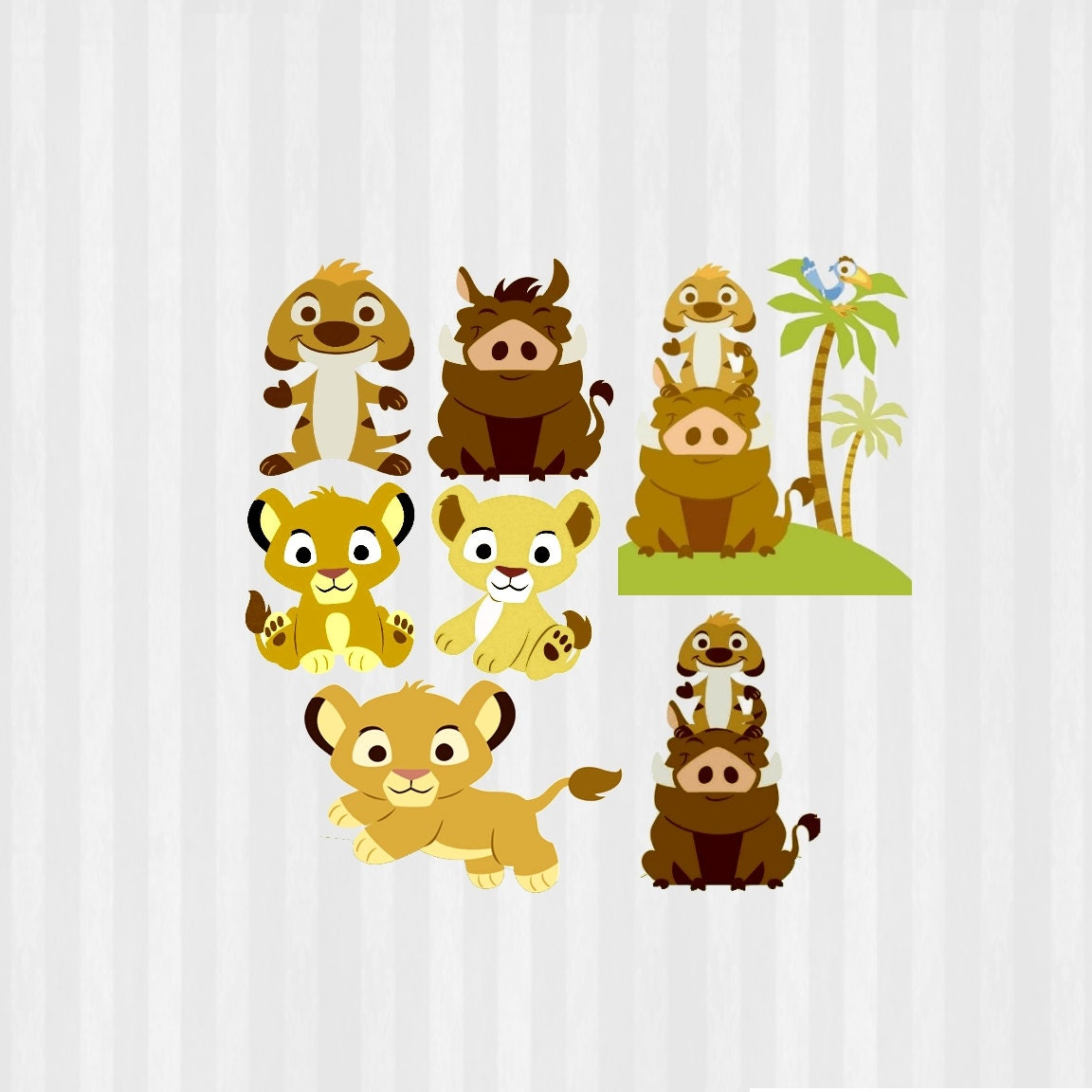 baby lion king clip art baby lion king svg by supersvgandclipart