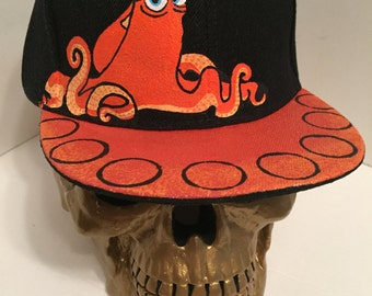 Disney's Finding Dory Hank the Octopus Kids Snapback Hat