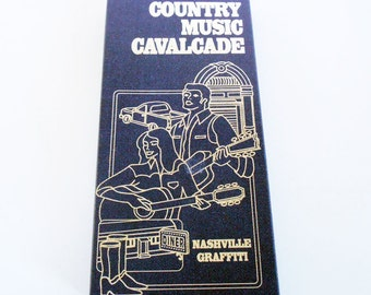 Country Music Calvacade, 2 Cassettes, Nashville Graffitti, Country Music Cassettes, 1990s Nineties, Sealed Cassettes,
