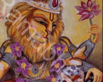 Narashinga & Prahlad