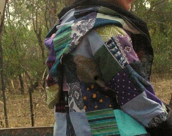 Patchwork Child's Jacket