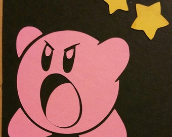 Kirby Vinyl Decal