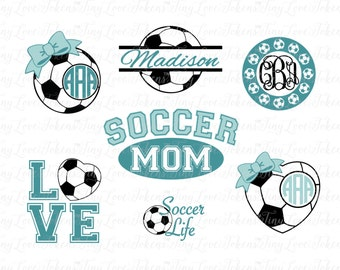 Soccer Life SVG Design for Silhouette and other craft cutters (.svg/.dxf/.eps/.pdf)