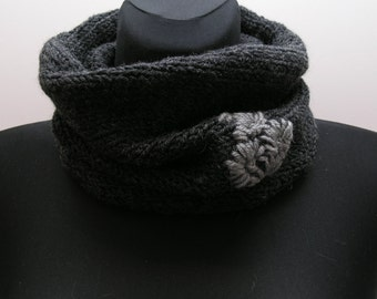 warm neck warmer for teens and women