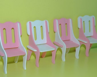 Chair for Barbie, Monster High, Bratz and others