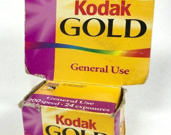 Kodak Gold 200 ISO 35mm Film Unopened