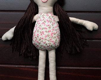 Abby - 31cm Rag Doll