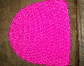 Pink hat/beanie