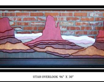 Utah Overlook