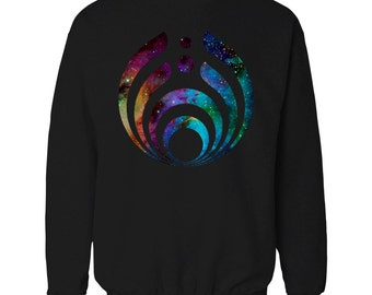 bassnector Sweater high quality digital print.