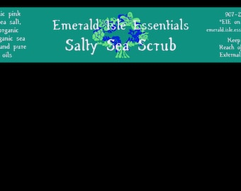 Salty Sea Scrub