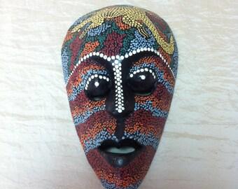 Vintage Indian Mask