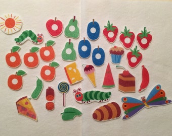 Hungry Caterpillar Felt Board Story