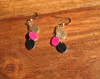 Imperial petals earrings